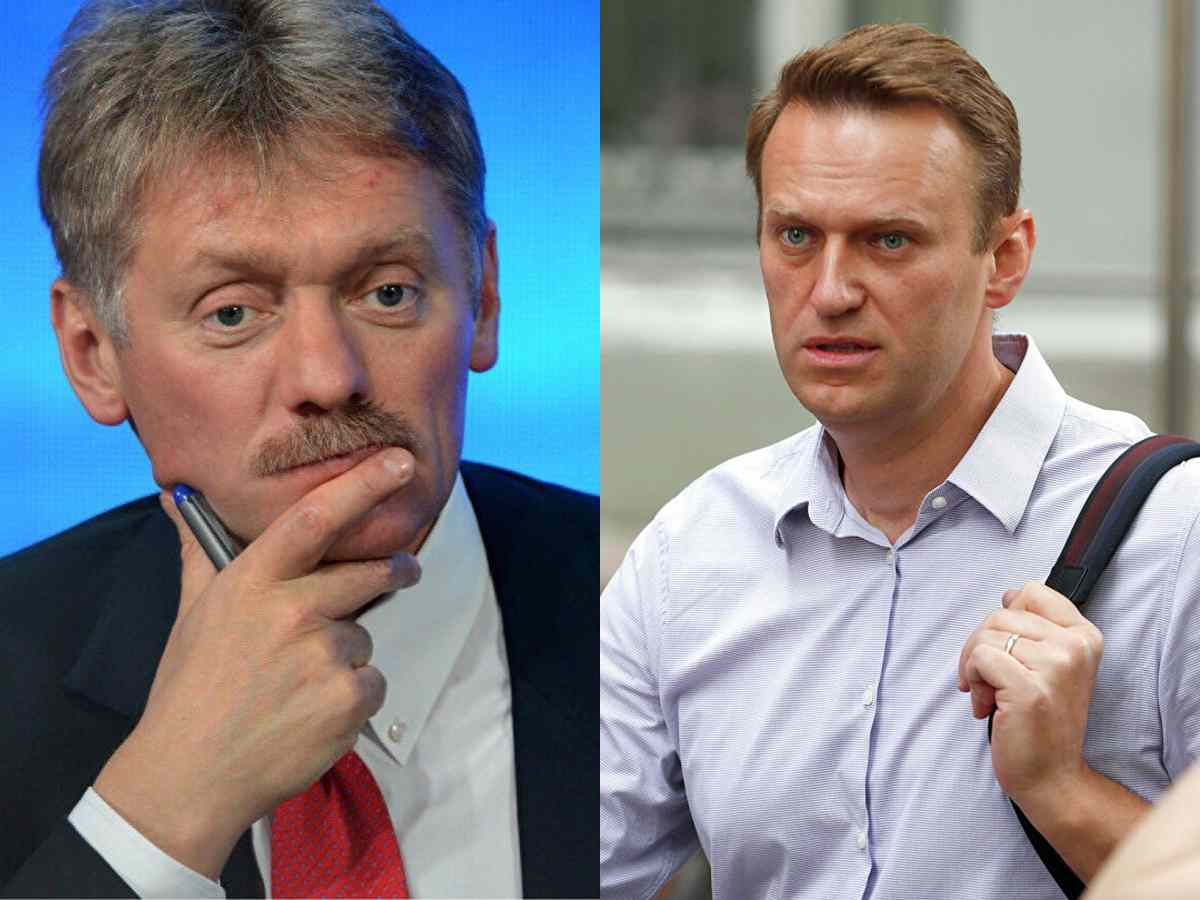 Песков: Ако Навални наистина е болен, ще му предоставят необходимото лечение