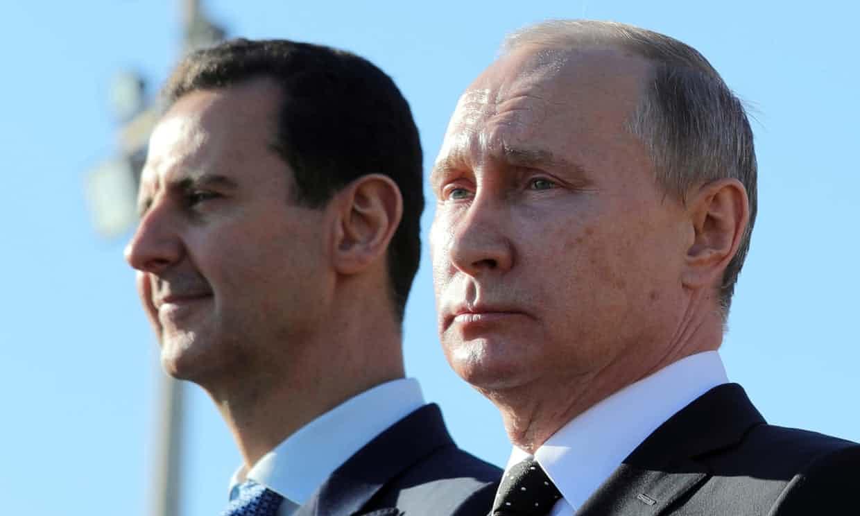 Преговори между Асад и Путин за руската ваксина