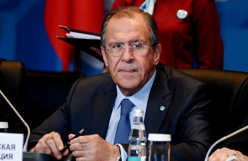 Лавров: Предупреждавам Турция да не подхранва милитаристичните настроения на Украйна