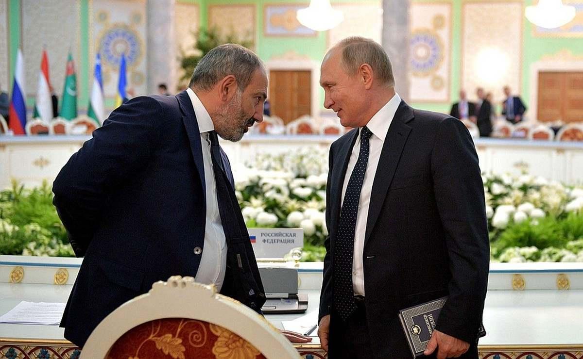 Путин и Пашинян ще обсъдят Нагорни Карабах и интеграцията в Евразийското пространство