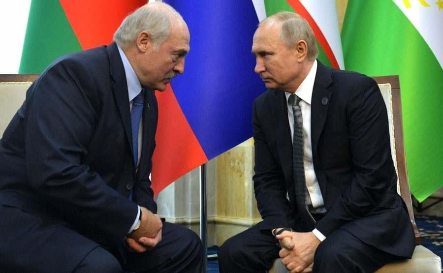 Кремъл: Путин и Лукашенко не са обсъждали сливането на двете държави