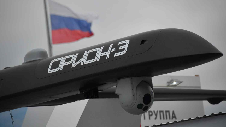 Русия строи завод за производството на ударни дронове