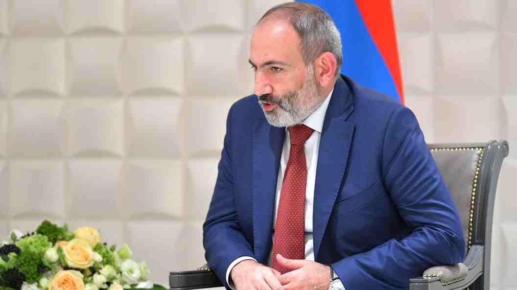 Пашинян се обяви за военен съюз с Русия