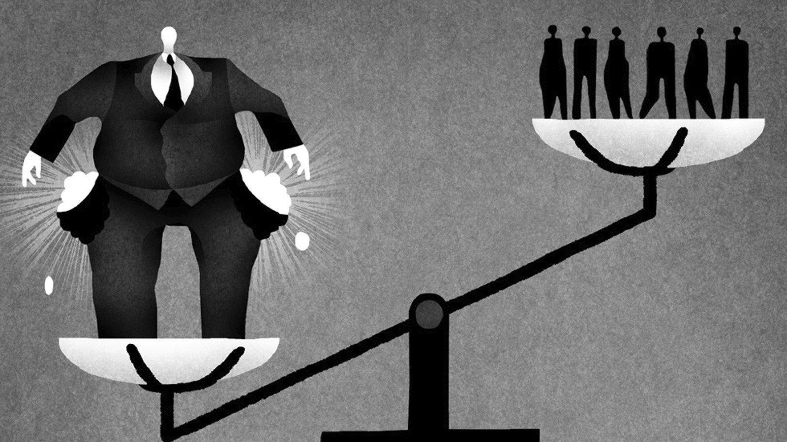Допитване: Най-голямата заплаха за демокрацията е икономическото неравенство