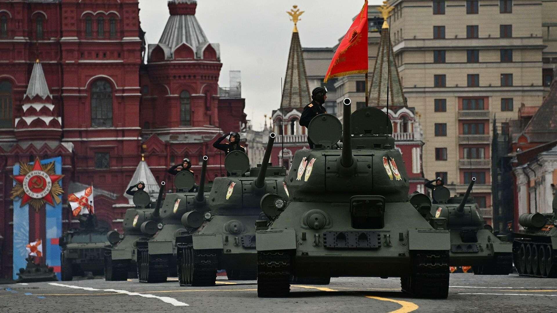 70 % от руснаците считат 9 май за основен празник на годината