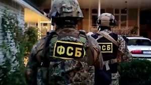 В Крим ликвидираха въоръжен терорист