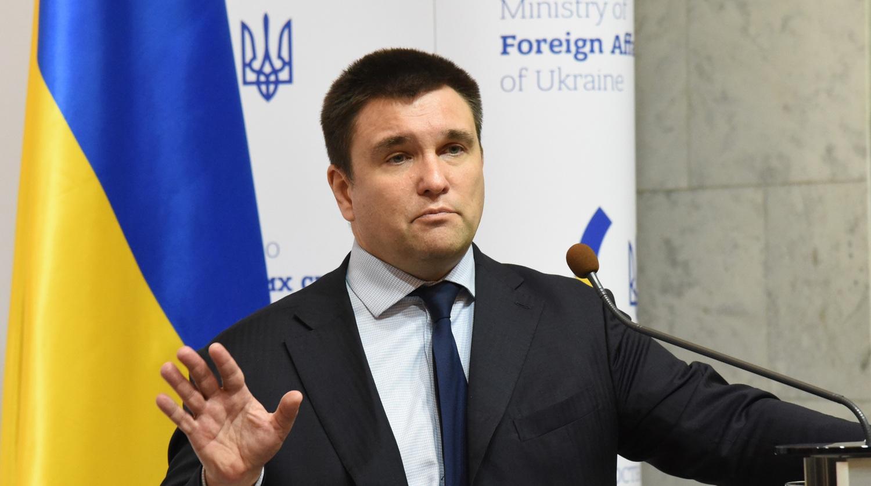Климкин се изплаши от думите на Путин за Украйна