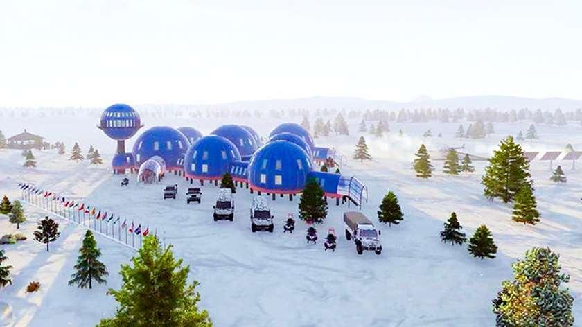 """Китай ще си сътрудничи с Русия в проекта за арктическа станция """"Снежинка"""""""