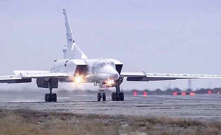Handelsblatt: Русия разполага в Сирия ядрени бомбардировачи