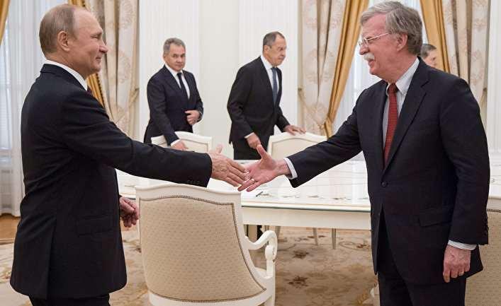 """Кървавите планове на опозорения стратег, Болтън за Русия: """"Да й вредим винаги и навсякъде!"""""""
