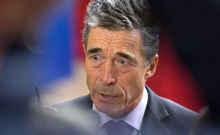 """Расмусен в поредна фаза: Призовава за """"мускетарска клетва"""" срещу Русия"""