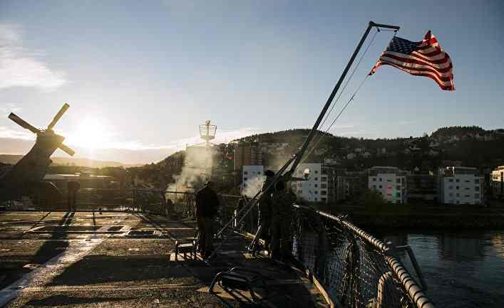 """Dagsavisen: """"Никакви американски и натовски военни бази на норвежка земя"""""""