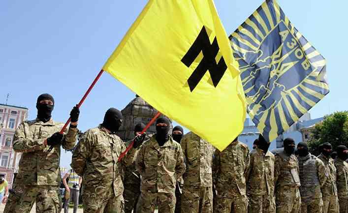 Неонацисткото минало на Протасевич