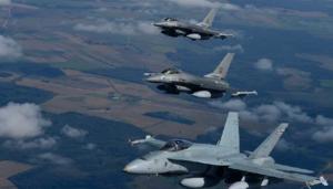 Активността на НАТО около границите на Крим се усилва