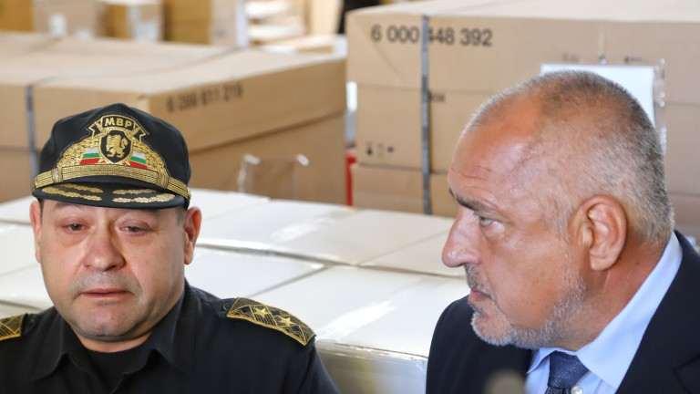 Борисов: Славните ни граничари постигнаха нулева миграция