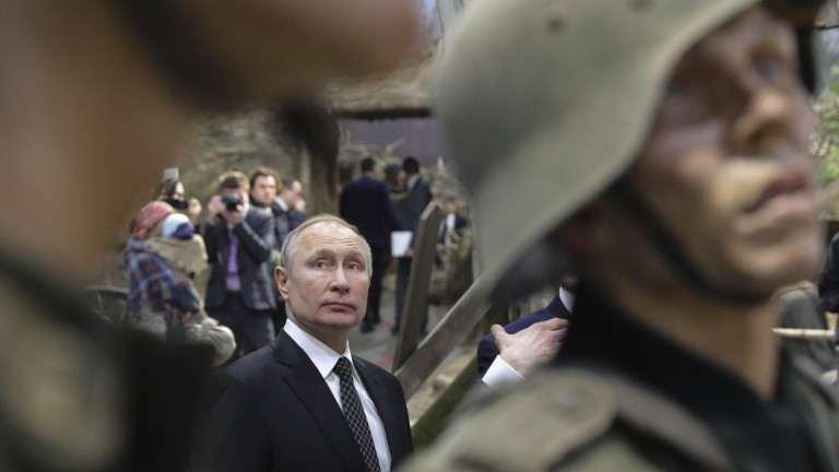 Путин поздрави жена-ветеран от КНДР за Деня на победата