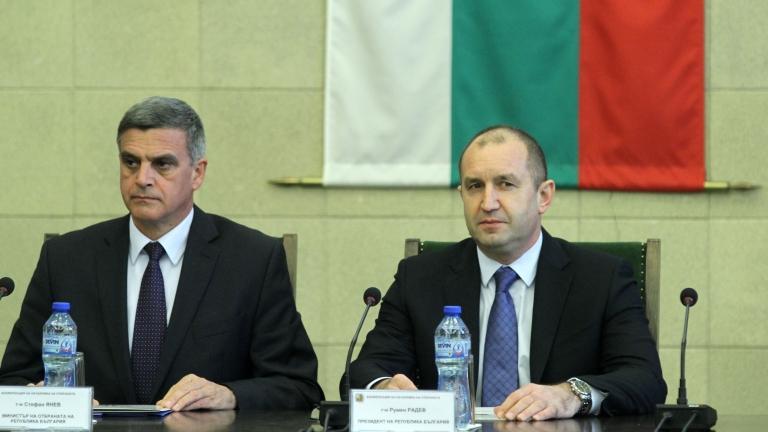 Първан Симеонов: Ако ген. Стефан Янев е служебен премиер, Румен Радев ще бъде водещ