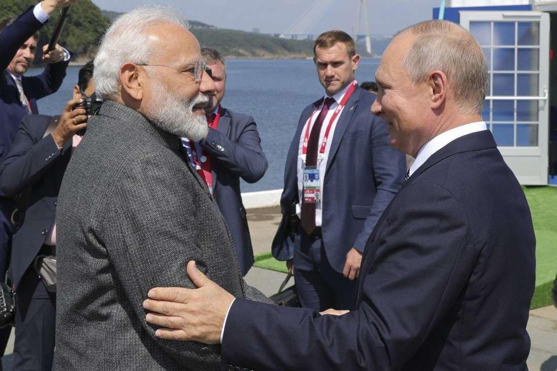 """South China Morning Post (Китай): """"2+2"""" в полза на Русия и Индия"""