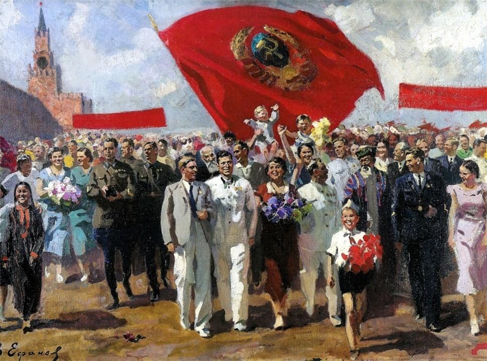 """СССР възстанови Източна Европа и я превърна в цивилизация, но """"новите европейци"""" днес са донори на органи, миячи на тоалетни и сексуални играчки"""