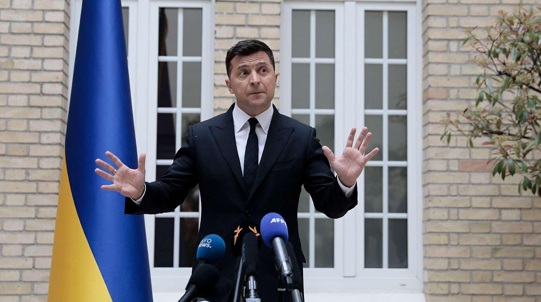 Зеленски благодари на Блинкен за санкциите срещу Русия