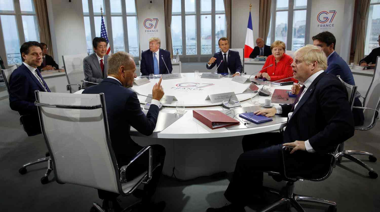 Външните министри на страните от Г7 ще обсъдят отношенията с Русия