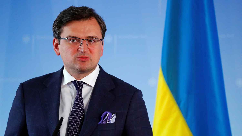 Главата на МВнР на Украйна е уверен, че Русия възнамерява да установи контрол над Азовско море