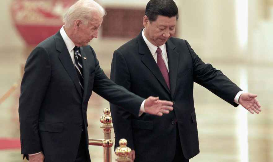 """CNN: """"Войнствените изявления на Байдън не разтревожиха Пекин"""""""