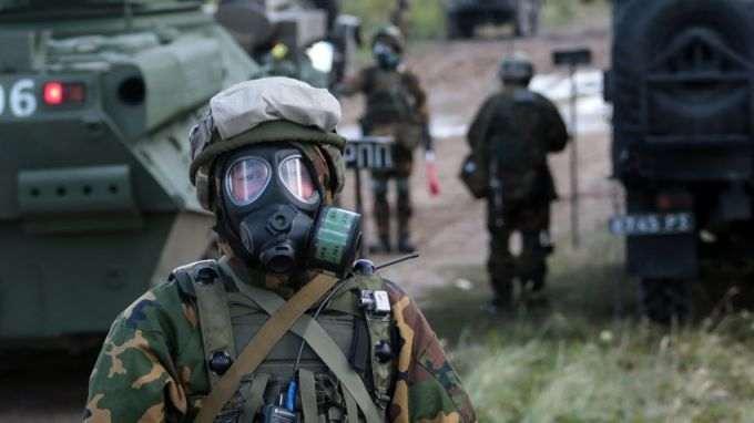 Чужди военни и техника на НАТО преминават през България