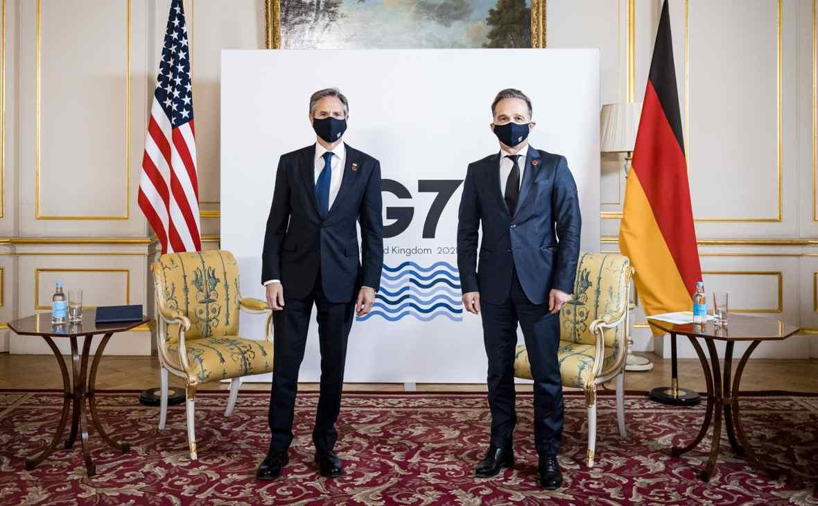 """Германия: САЩ остават твърдо против """"Северен поток 2"""""""