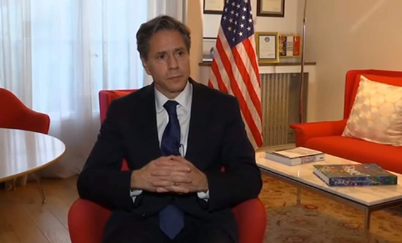"""Блинкън: """"САЩ ще отговорят на безразсъдните или агресивни действия на Русия"""""""