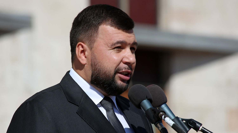 Пушилин реагира на изявлението на Зеленски за промяна на Минския формат