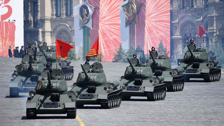 На Червения площад се проведе Генерална репетиция на Парада на Победата