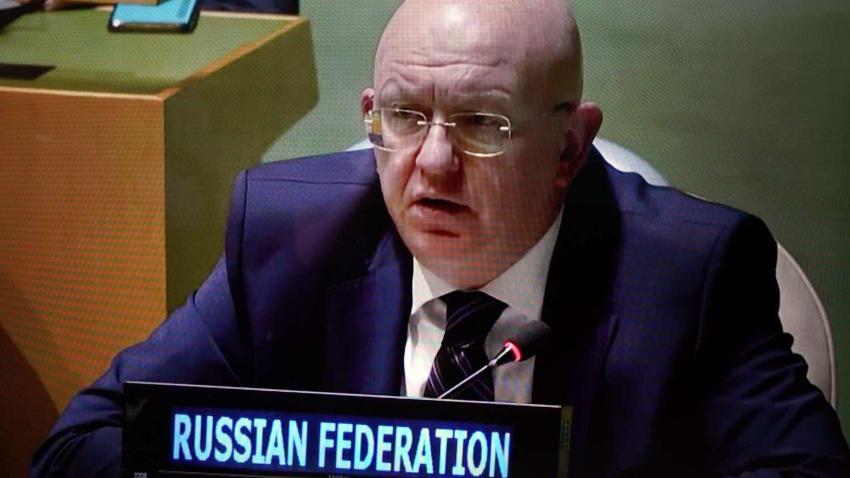 Небензя обвини Запада в нежелание да чуе жителите на Донбас