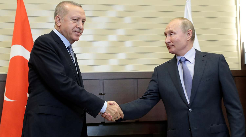 """Путин потвърди пред Ердоган готовността на Русия да изпрати """"Спутник V"""" в Турция"""