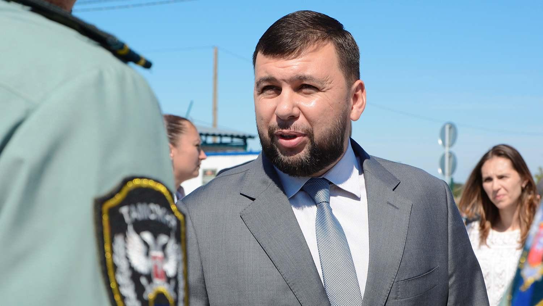 Главата на ДНР потвърди готовността за диалог със Зеленски