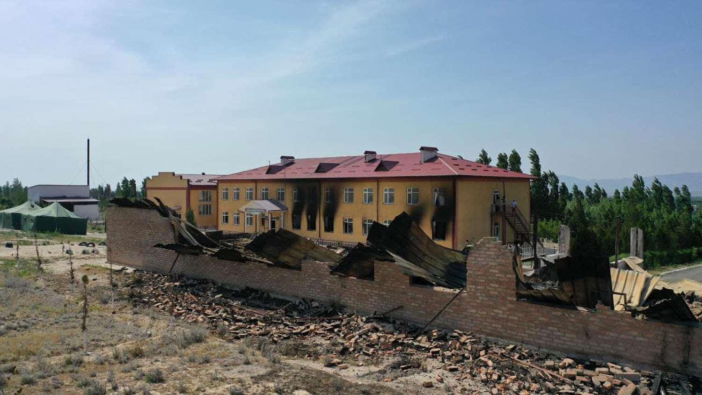 Киргизстан: 36 загинали на границата с Таджикистан