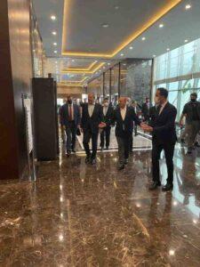 Сергей Лавров пристигна в Турция за преговори с Мевлют Чавушоглу