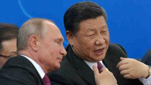Владимир Путин и Си Дзинпин ще проведат разговори по секретен канал за връзка