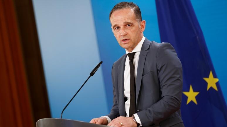 """FAZ: Маас призова за отказ от вето, така че """"ренегатите"""" в ЕС да не парализират външната политика на Брюксел"""