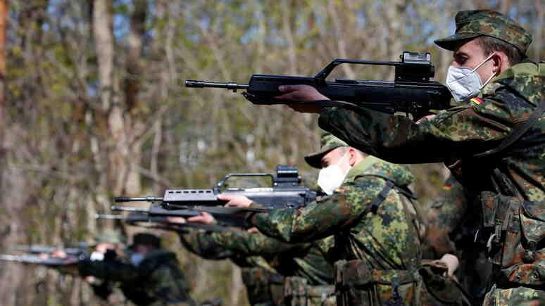 Die Welt: Германия отделя малко финансиране за сухопътните сили, не изпълнява изискванията на НАТО