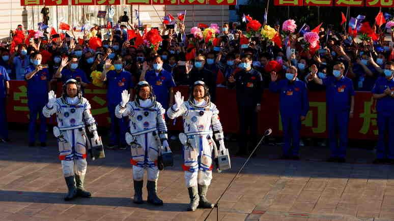 CNN: Успехите на Китай в космоса поставят под въпрос американското лидерство
