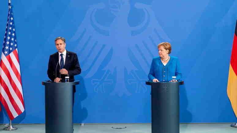 """Bild: Блинкен нарече Германия """"най-добрият приятел"""" на САЩ"""