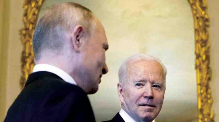 Asharq Al-Awsat: Срещата между Путин и Байдън прилича на минно поле