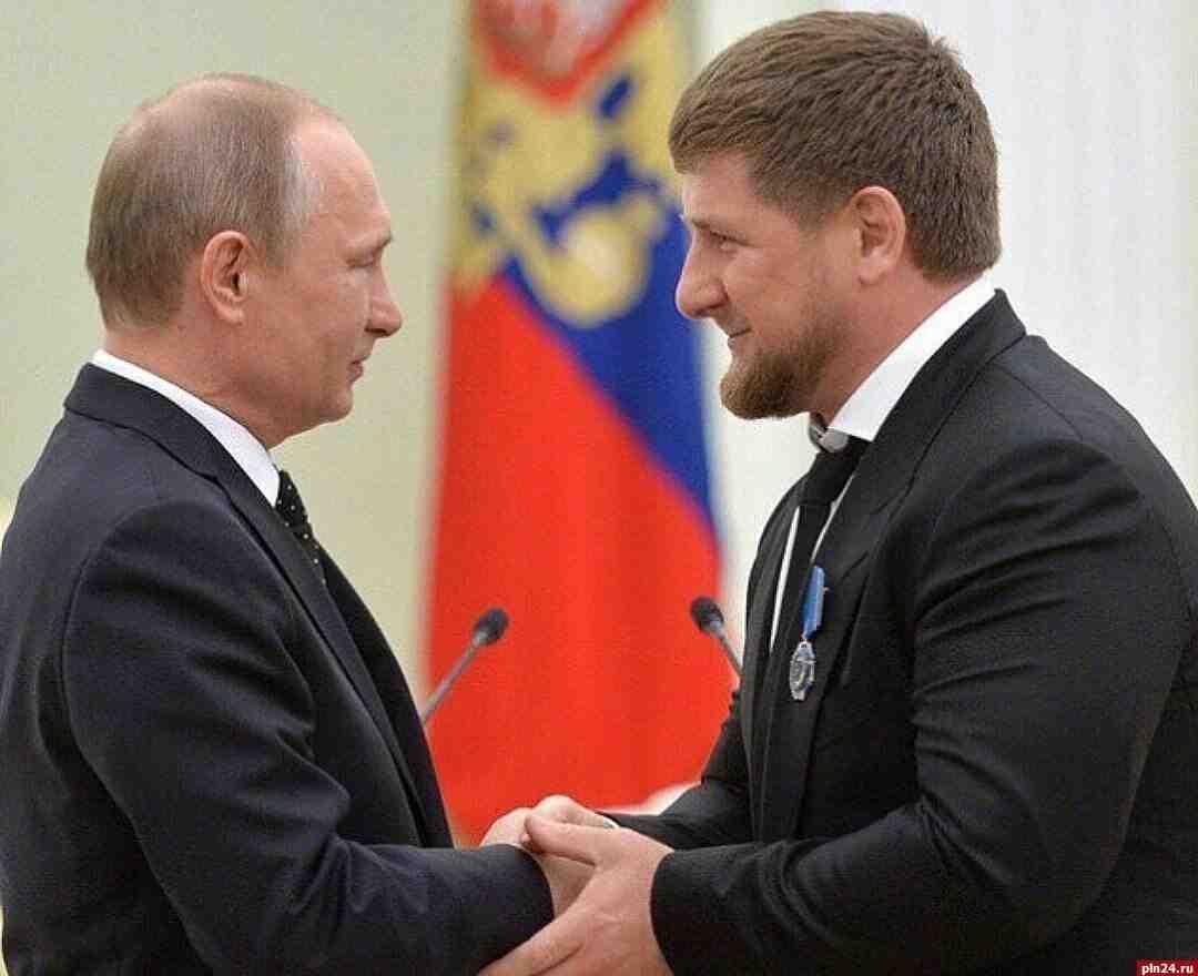 Кадиров: Аз аз съм пехотинец на Путин