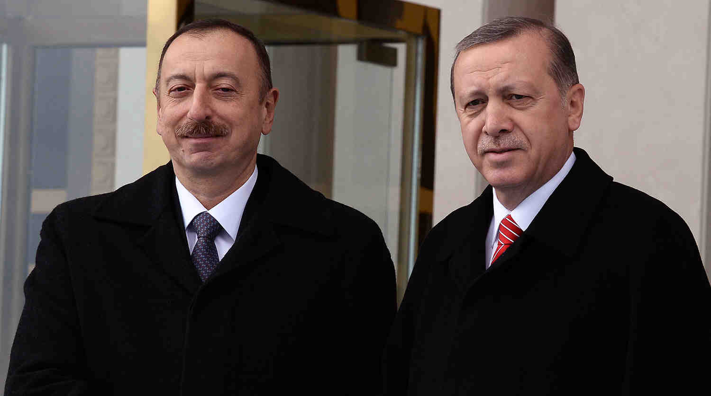 Ердоган: В Азербайджан може да се появи турска военна база