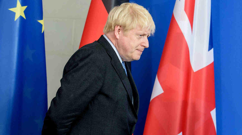 Джонсън обещал на Зеленски да обсъди ситуацията в Украйна на срещата на върха на НАТО