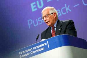 Европейският съюз предупреди за нови санкции срещу Русия