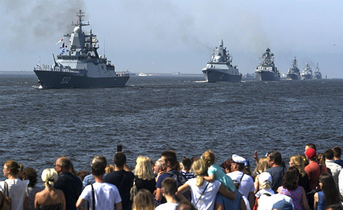 The Telegraph: Русия строи първия военен невидим кораб