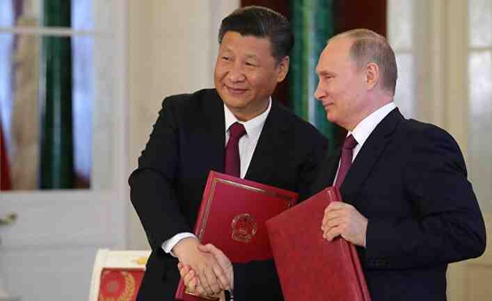 Кошмарът на САЩ - военна коалиция между Русия и Китай