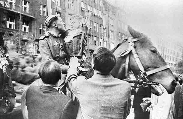 Великата Отечествена война: Фотохроника